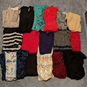Huge 16 dress bundle